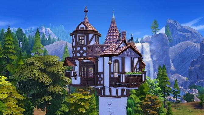 Rapunzels Tower at Akai Sims – kaibellvert image 1454 670x377 Sims 4 Updates
