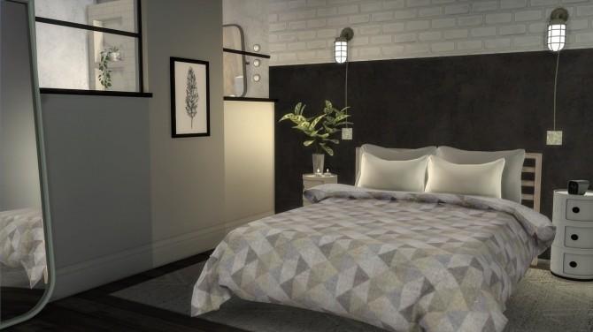 Sims 4 330 Wythe Ave. Apartment at The Huntington