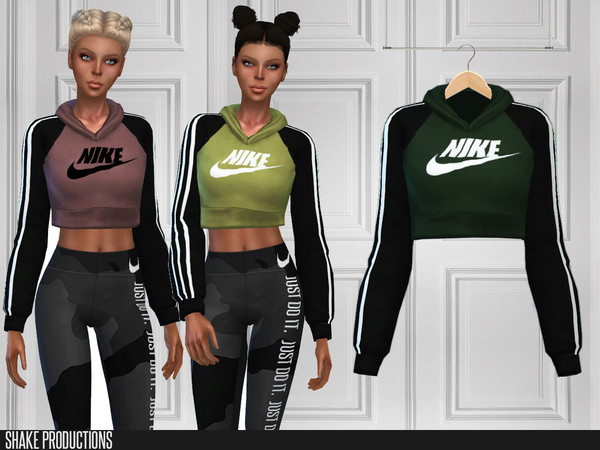 Sims 4 240 Top by ShakeProductions at TSR