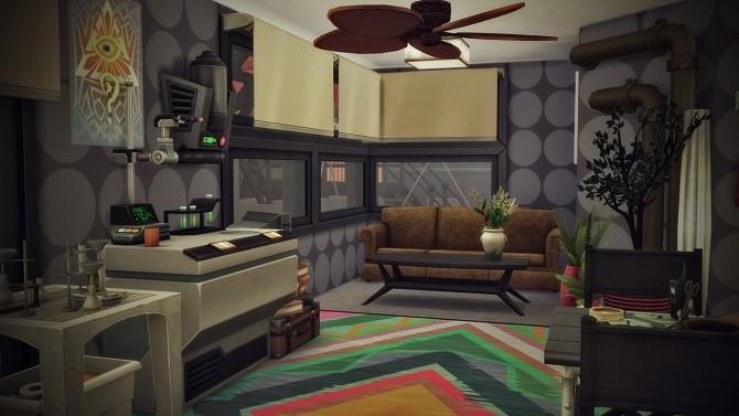 Sims 4 12 JUNKYARD at SoulSisterSims