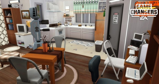 Sims 4 Fin des Temps at Simsontherope
