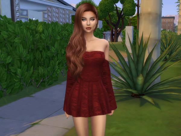Helena Longoria by divaka45 at TSR image 1839 Sims 4 Updates