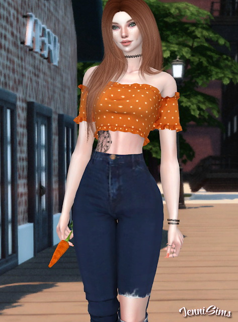 Collection Acc Nature at Jenni Sims image 2062 Sims 4 Updates
