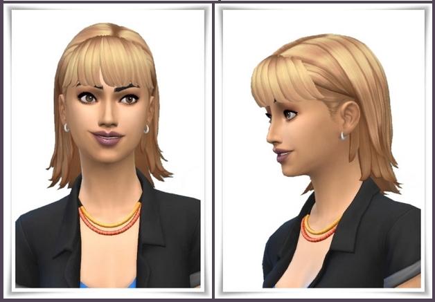 Sims 4 MCP Hair & Bangs at Birksches Sims Blog