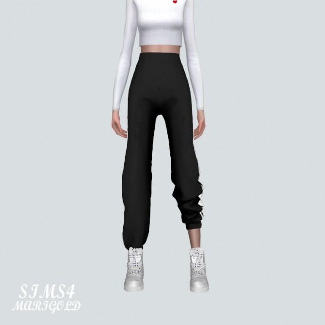 Sims 4 Jogger Pants UP (P) at Marigold