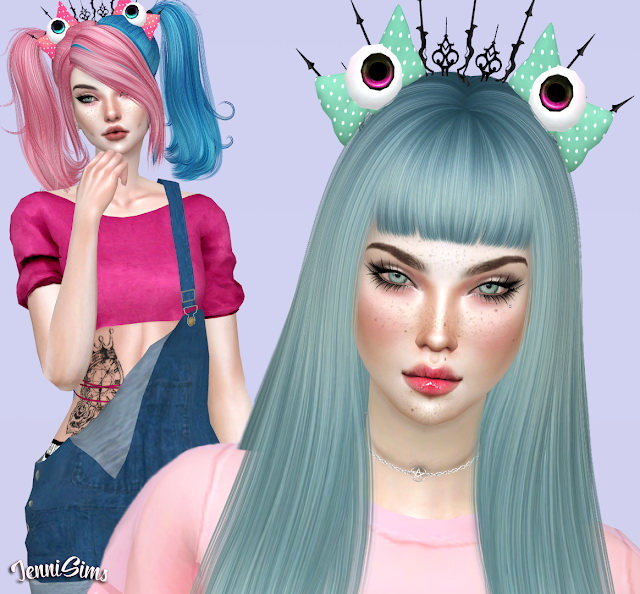 Collection Acc Pastel Goth at Jenni Sims image 2107 Sims 4 Updates