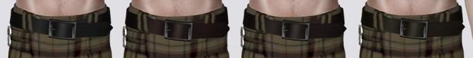 Belt at Darte77 image 2114 670x83 Sims 4 Updates