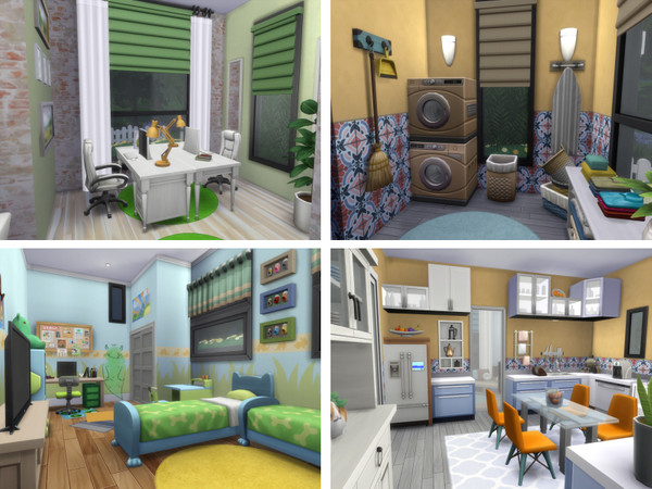 Breathless house by lenabubbles82 at TSR image 2126 Sims 4 Updates