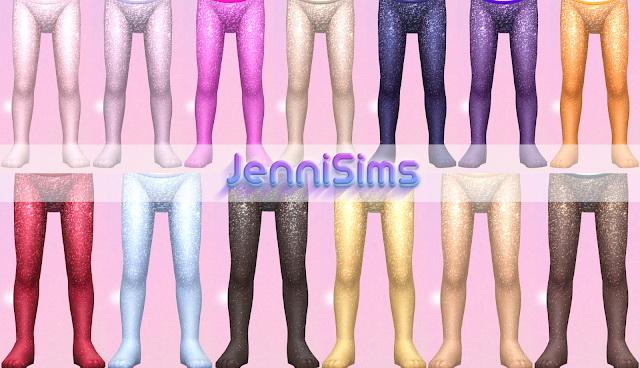 Sims 4 Sets Socks Conversions ballerina Toddlers at Jenni Sims