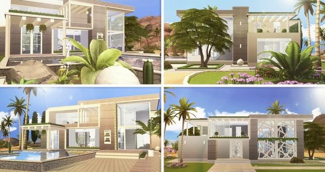 Modern Home 07 at Lorelea image 2494 670x355 Sims 4 Updates