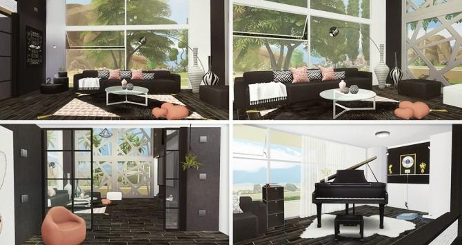 Modern Home 07 at Lorelea image 2503 670x355 Sims 4 Updates