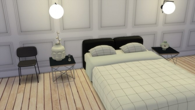 SUPEROBLONG BED at Meinkatz Creations image 257 670x377 Sims 4 Updates