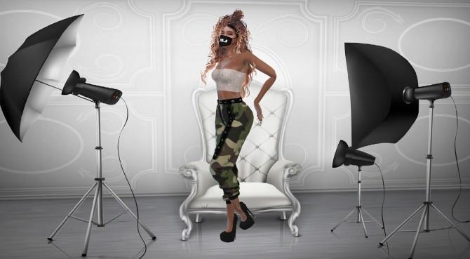 Sims 4 Fotostudio CAS Background at Teenageeaglerunner