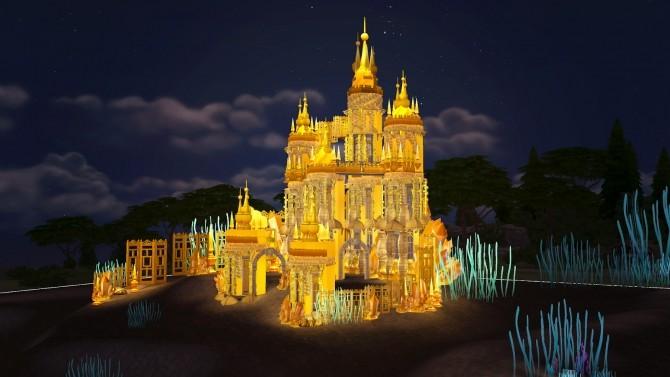 Ariel Underwater Castle at Akai Sims – kaibellvert image 2701 670x377 Sims 4 Updates