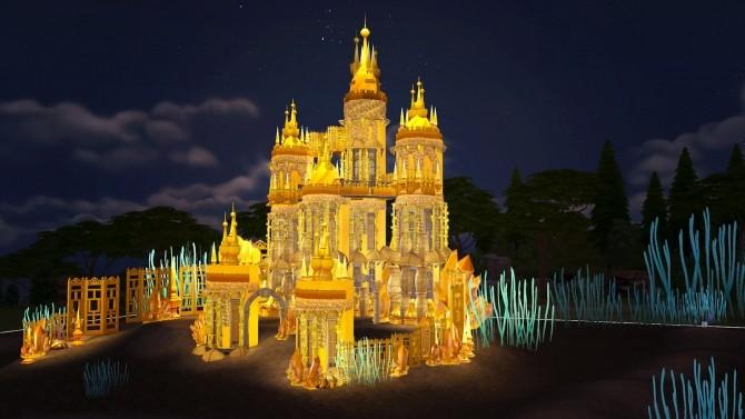 Ariel Underwater Castle at Akai Sims – kaibellvert image 2721 670x377 Sims 4 Updates