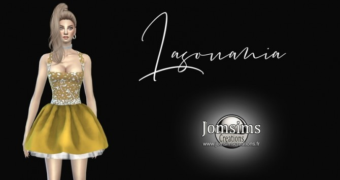 lasouania  dress at Jomsims Creations image 2731 670x355 Sims 4 Updates