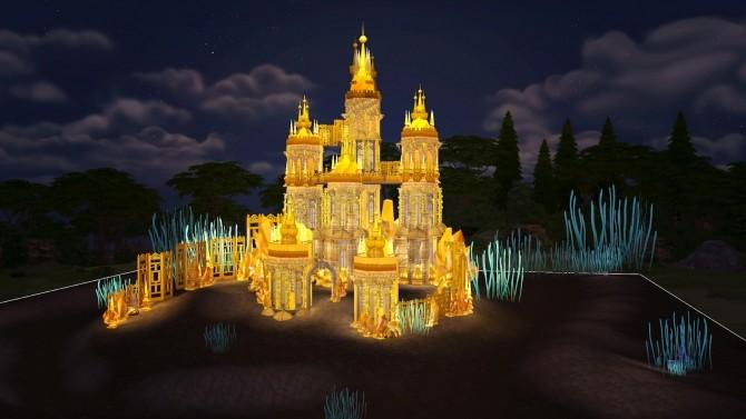 Ariel Underwater Castle at Akai Sims – kaibellvert image 2732 670x377 Sims 4 Updates