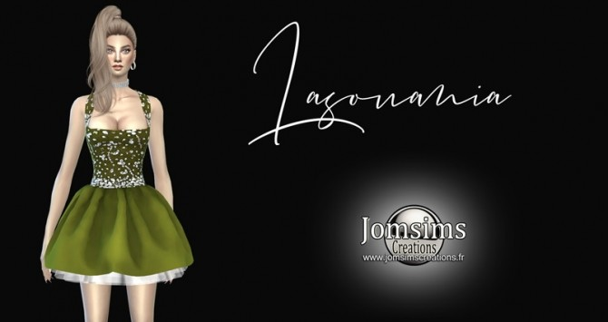 lasouania  dress at Jomsims Creations image 2741 670x355 Sims 4 Updates