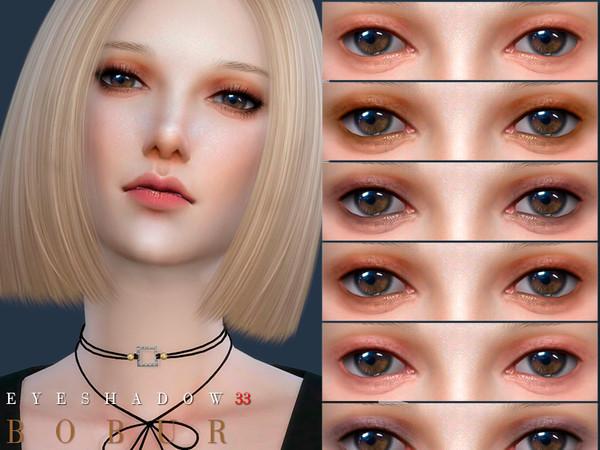 Sims 4 Eyeshadow 33 by Bobur3 at TSR