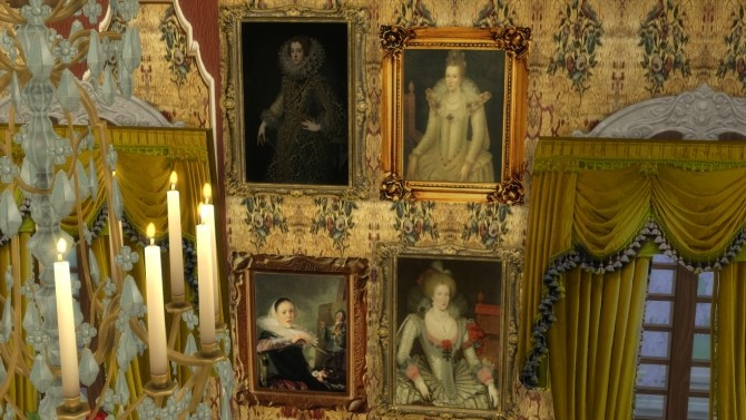 17th Century Painting Set at Regal Sims image 300 670x377 Sims 4 Updates