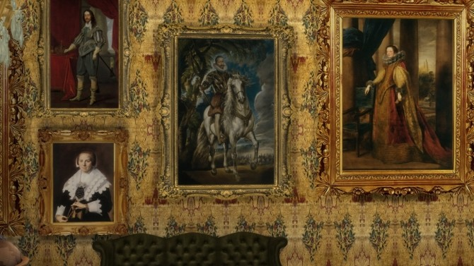 17th Century Painting Set at Regal Sims image 3011 670x377 Sims 4 Updates