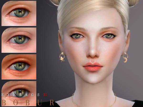 Sims 4 Eyebags 11 by Bobur3 at TSR