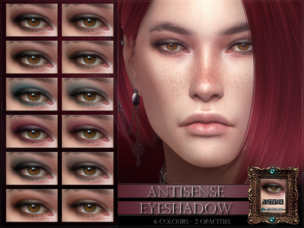 Sims 4 Antisense Eyeshadow by RemusSirion at TSR