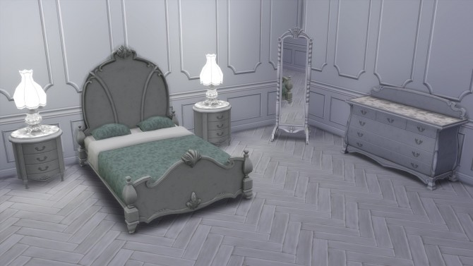 Storybook Bedroom by TheJim07 at Mod The Sims image 381 670x377 Sims 4 Updates
