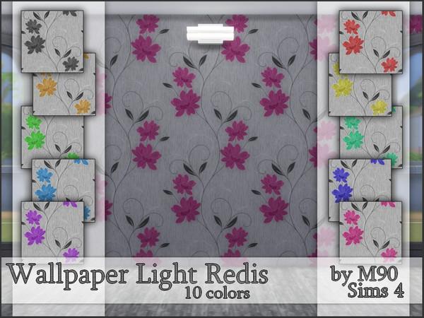 Sims 4 M90 Light Redis by Mircia90 at TSR