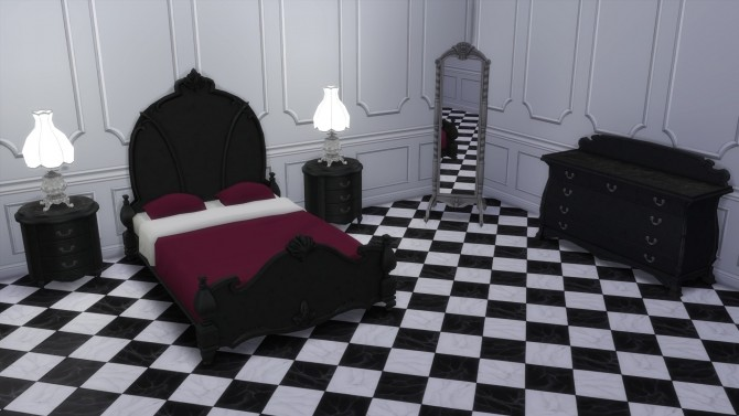 Storybook Bedroom by TheJim07 at Mod The Sims image 391 670x377 Sims 4 Updates