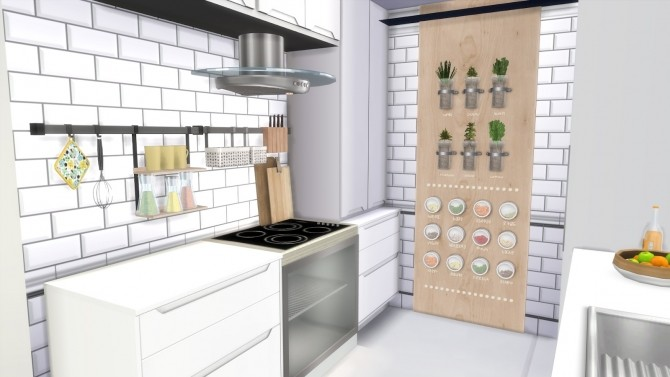 Sims 4 Small & Luxury Apartment at Dinha Gamer