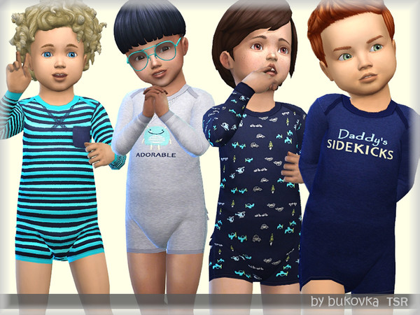 Kombidress Male by bukovka at TSR image 4118 Sims 4 Updates