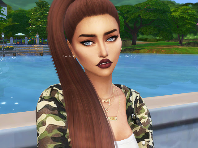 Jenna Crook at MSQ Sims image 4618 Sims 4 Updates