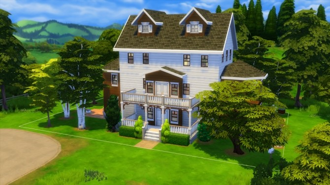 The decades challenge 1930s house by iSandor at Mod The Sims image 489 670x377 Sims 4 Updates