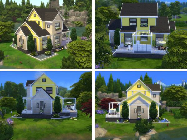 Breathless house by lenabubbles82 at TSR image 490 Sims 4 Updates