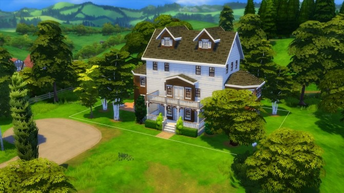 The decades challenge 1930s house by iSandor at Mod The Sims image 499 670x377 Sims 4 Updates