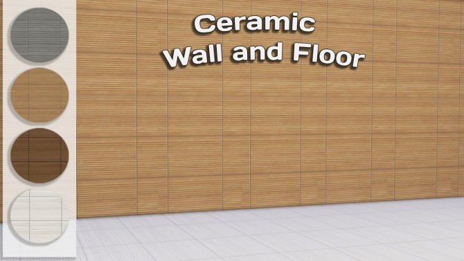 Wall and Floor Tiles + Brick Wall and Foundation at Simming With Mary image 5110 670x377 Sims 4 Updates
