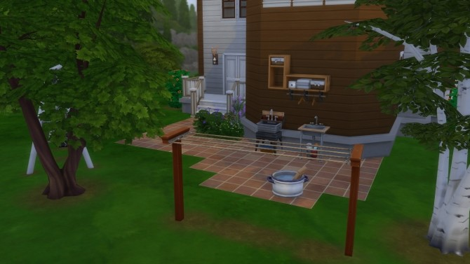 The decades challenge 1930s house by iSandor at Mod The Sims image 5113 670x377 Sims 4 Updates