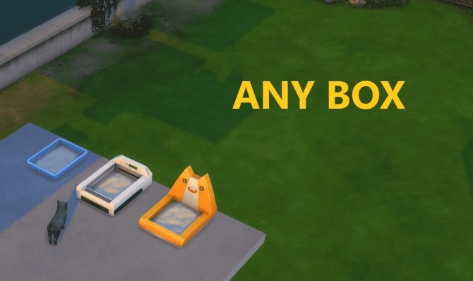 Pets can find Pet Stuff on other Floors by Deathcofi at Mod The Sims image 549 670x398 Sims 4 Updates