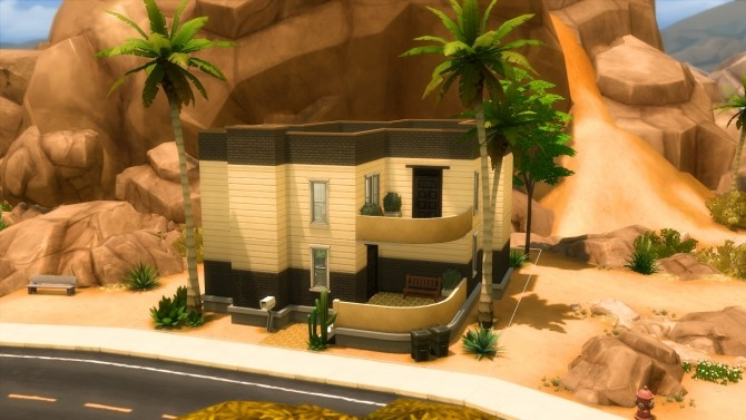Modern in desert by iSandor at Mod The Sims image 5517 670x377 Sims 4 Updates
