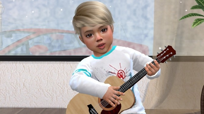 Little Emilio at Sims World by Denver image 586 670x377 Sims 4 Updates