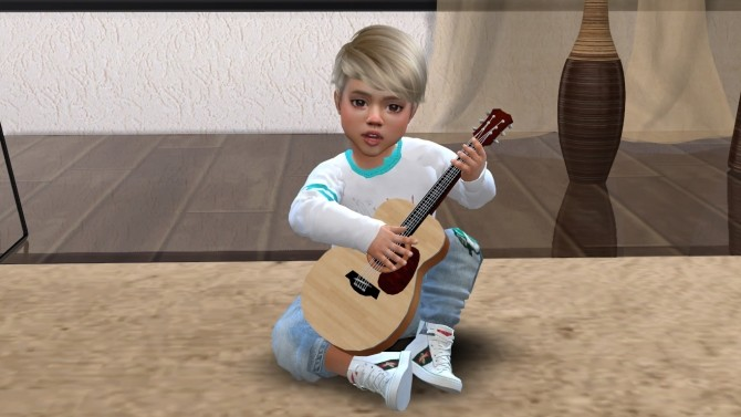 Little Emilio at Sims World by Denver image 596 670x377 Sims 4 Updates