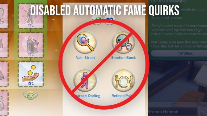 Disabled Automatic Fame Quirks by Wiggler at Mod The Sims image 6015 670x378 Sims 4 Updates