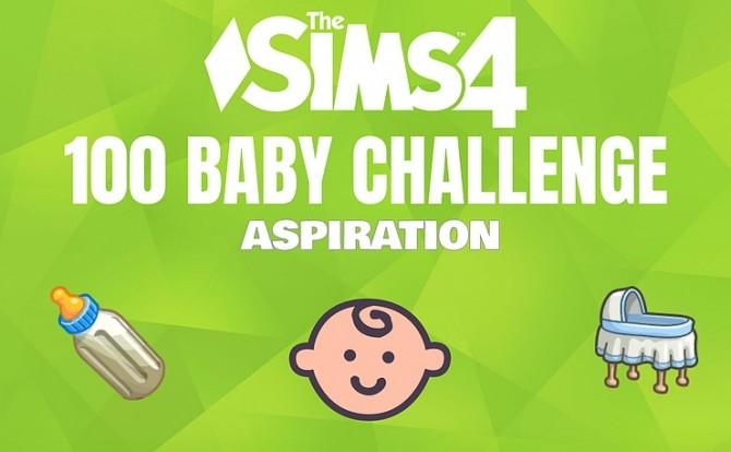 Sims 4 100 Baby Challenge Mod at KAWAIISTACIE