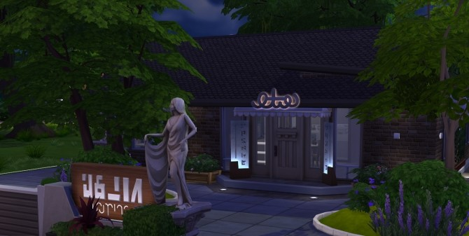 Sims 4 SteaK House by Arlo081 at Mod The Sims
