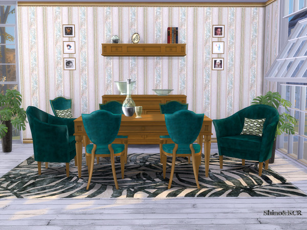 Dining Classy by ShinoKCR at TSR image 6712 Sims 4 Updates