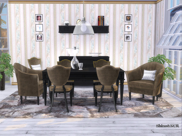 Dining Classy by ShinoKCR at TSR image 6812 Sims 4 Updates
