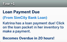 SimCity Loans by scarletqueenkat at Mod The Sims image 737 Sims 4 Updates