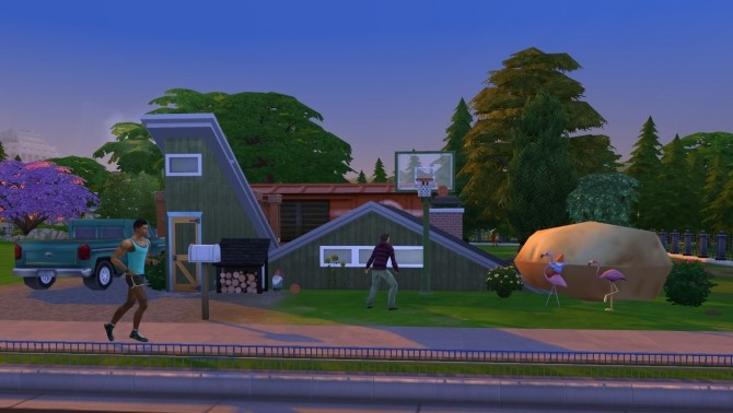 Idaho Potato House by porkypine at Mod The Sims image 7412 670x378 Sims 4 Updates