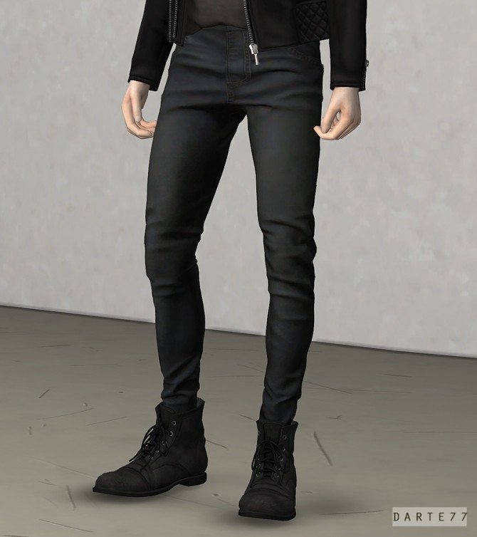 Sims 4 Jeans at Darte77